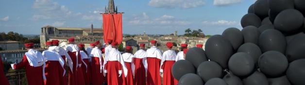 La Jurade de Saint-Emilion a fêté les vendanges